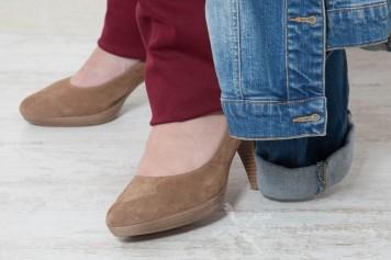 Zapatos tiempo de locos
